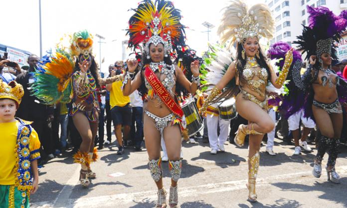 Harare carnival pics of prizes