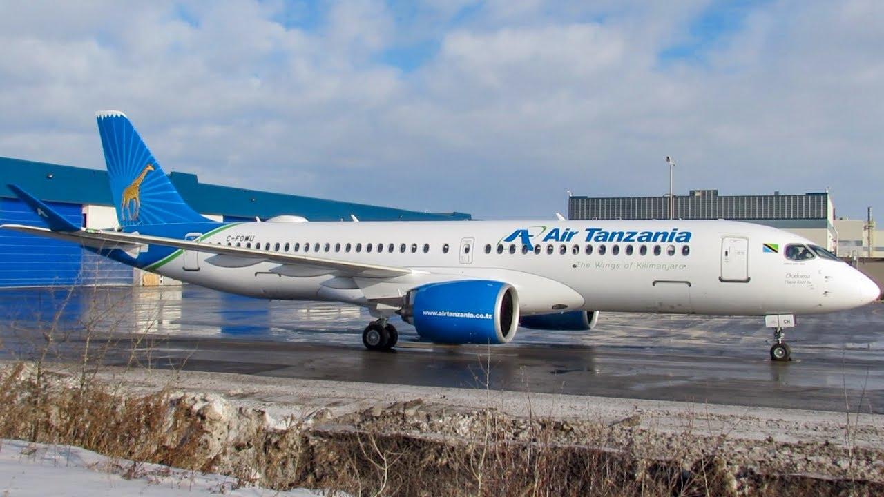 Air Tanzania Defies Funds Blockage Crisis In Zim